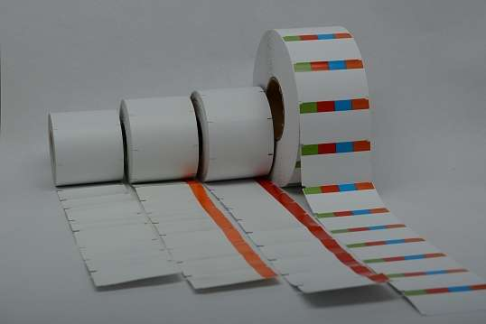 At Megaflex Bladel BV you can print labels as well as cardboard labels. The material is available in various thicknesses and is available in a coat or Direct Thermal.