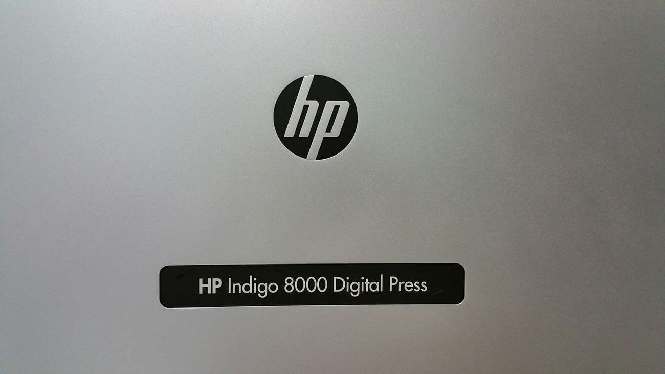HP 8000 installed!